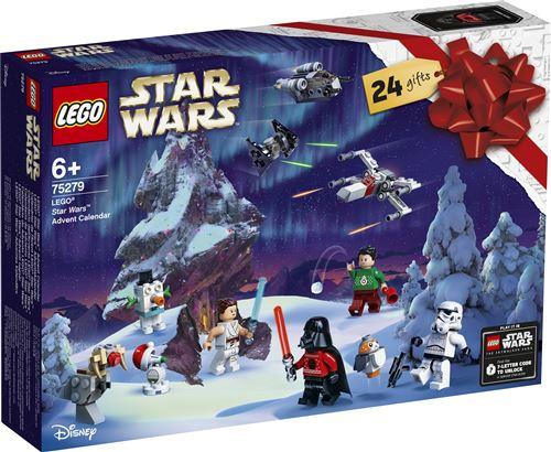LEGO® Star Wars™ 75279 Calendrier de l'Avent LEGO® Star Wars™
