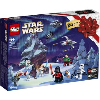 70% sur LEGO® Star Wars™ 75279 Calendrier de l'Avent LEGO® Star