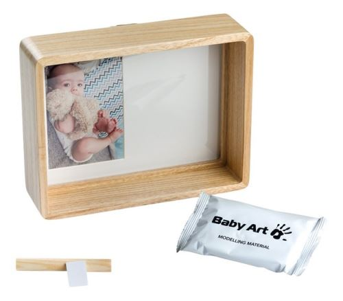 Cadre avec empreinte Baby Art 3D My Baby Touch