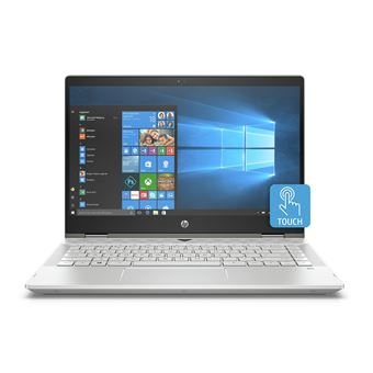 "PC Hybride HP Pavilion x360 14-cd0026nf 14"" Tactile"