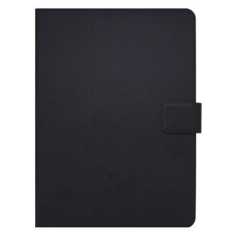 """Etui à rabat rotatif 360° universel Temium Noir pour Tablettes 9-10"""""""