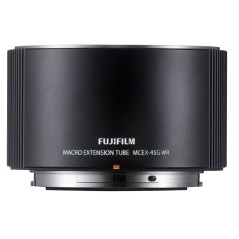 Bague d'extention Macro Fujifilm MCEX-45G WR Noir