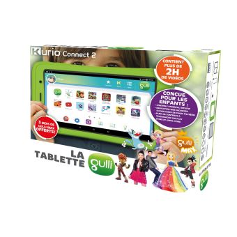 Tablette Kurio Gulli Connect 7'' 8 Go