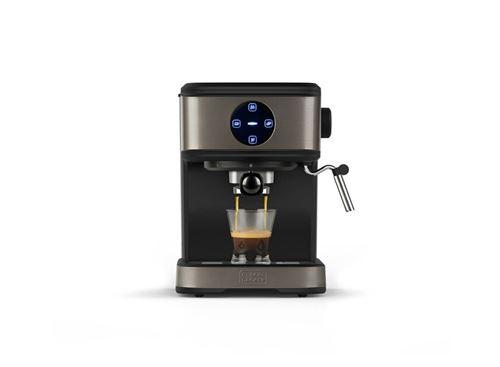Expresso Black+Decker BXCO850E 850 W Gris et Noir