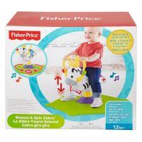 Mattel - Fisher-Price Veer & Draai Zebra