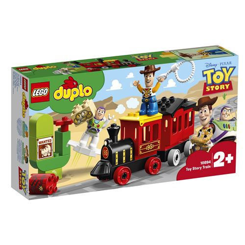 LEGO® DUPLO 10894 Le train de Toy Story