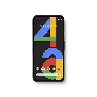 Smartphone Google Pixel 4a Simplement noir 128Go