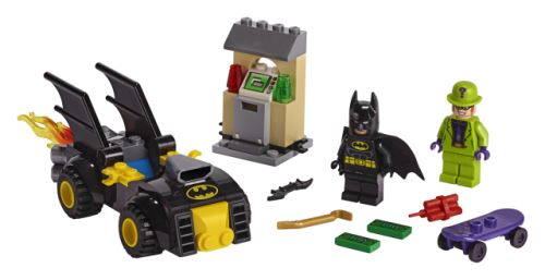 LEGO DC Super Heroes Batman vs The Riddler vol 76137 Neuf en Boîte.