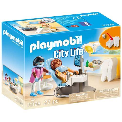 Playmobil City Life 70198 Dentiste