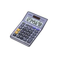 Calculatrice Casio MS 88 TER II Gris