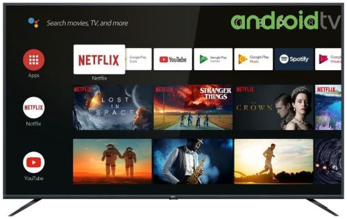 "TV TCL 75EP660 4K UHD Android TV 75"" Fnac"