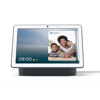 Enceinte intelligente Google Nest Hub Max avec écran Charbon