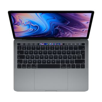 "Apple MacBook Pro 13.3"" Touch Bar 256GB SSD 8GB RAM Intel Core i5 Quad Core 1.4GHz Space Gray"