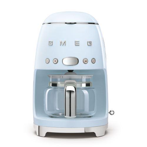 Cafetière à filtre Smeg DCF02PBEU 1050 W Bleu azur