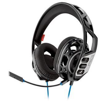 Micro-casque Gaming Plantronics RIG 300HS Noir pour PS4