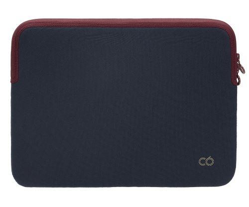 Housse C6 Bleu marine et bourgogne pour MacBook Pro 13´´