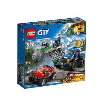 LEGO 60172 MODDERWEGACHTERVOLGING /LA COURSE-POURSUITE