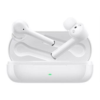Ecouteurs Bluetooth sans fil Huawei Freebuds 3i Blanc avec réduction de bruit et boîtier de charge