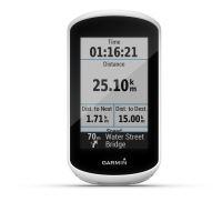 Compteur GPS de vélo Garmin Edge Explore Blanc