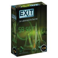 Jeu de société Iello Exit Le laboratoire secret