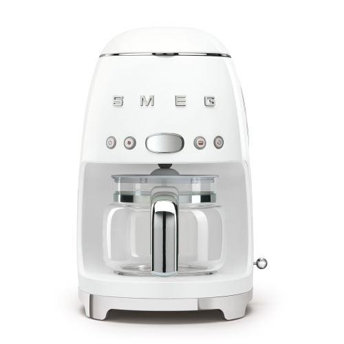 Cafetière à filtre Smeg DCF02WHEU 1050 W Blanc