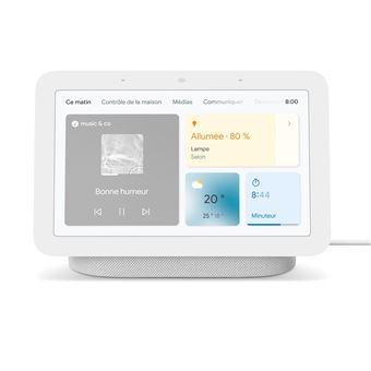 Google Nest Hub 2ème génération - Couleur Charbon