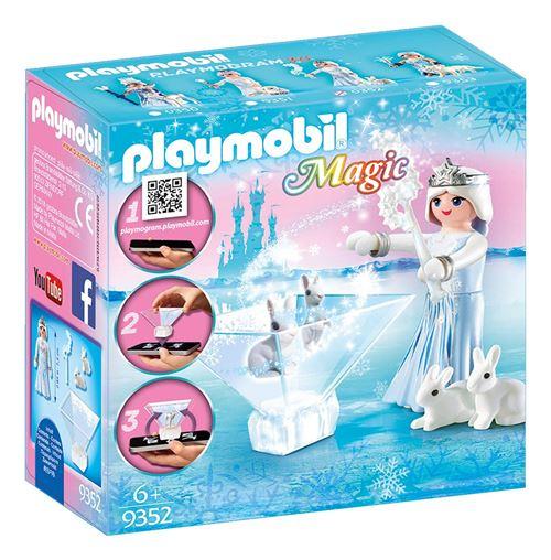 Playmobil Magic Le palais de Cristal 9352 Princesse Poussière d'Etoiles