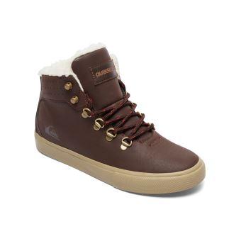 meilleur grossiste couleur n brillante vêtements de sport de performance Chaussures Garçon Quiksilver Jax Marron Taille 30 ...