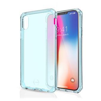 coque bleue iphone xr