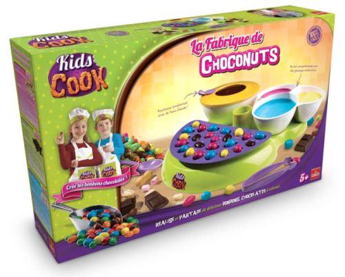 La fabrique de bonbons fruités Goliath Kids Cook
