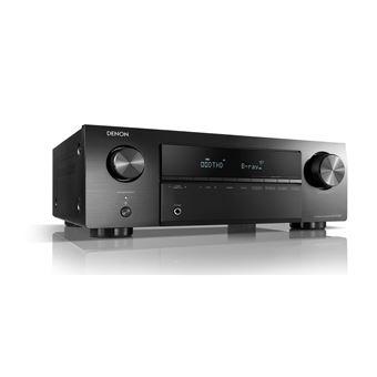 Denon AVR-X250BT Home Cinema-ontvanger Zwart