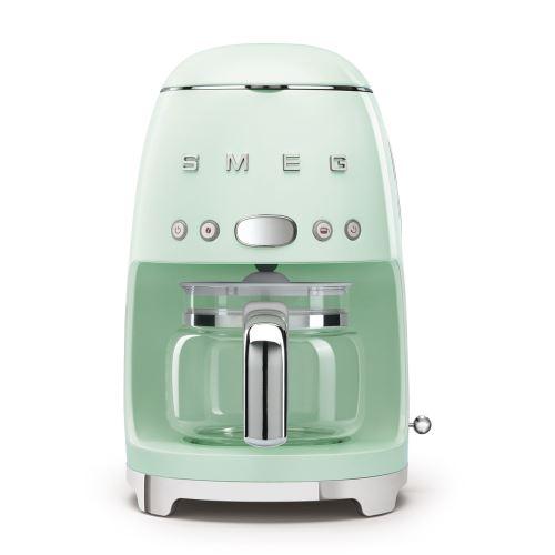 Cafetière à filtre Smeg DCF02PGEU 1050 W Vert d'eau
