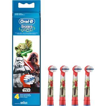 Set van 4 Star Wars Oral B-borstels