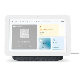 Google Nest Hub 2ème génération - Couleur Galet