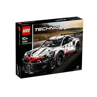 lego technic 42096 porsche 911 rsr lego achat prix. Black Bedroom Furniture Sets. Home Design Ideas