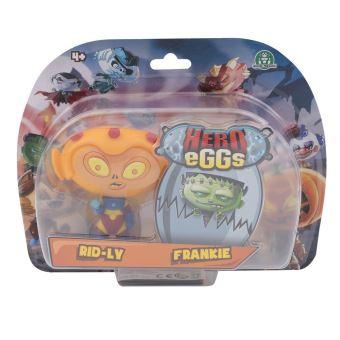 Figurines Hero Egg Blister 2 Hero eggs Franky et Rid Ly 2