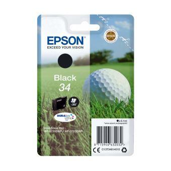 Epson 34 - zwart - origineel - inktcartridge