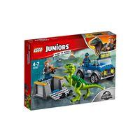 LEGO® Juniors Jurassic World 10757 Le camion de secours des raptors