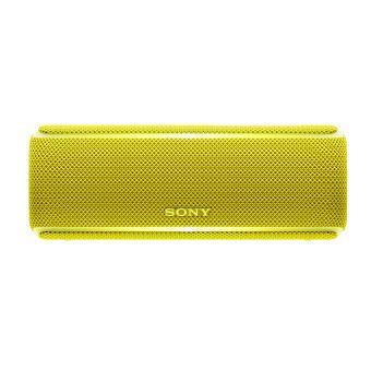 Enceinte sans fil Sony Extra Bass SRS-XB21 Jaune