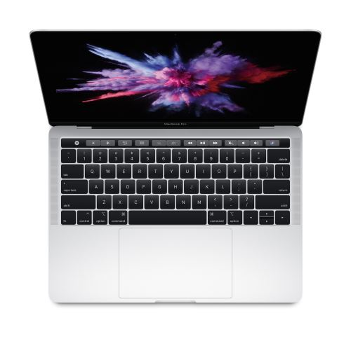 "Apple MacBook Pro 13.3"" Touch Bar 256 Go SSD 8 Go RAM Intel Core i5 quadricœur à 1.4 GHz Argent"
