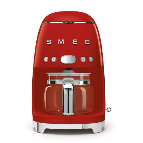 Cafetière à filtre Smeg DCF02RDEU 1050 W Rouge