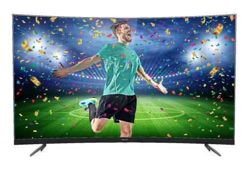 "Plus de détails TV Thomson 55UD6696 UHD Smart TV 55"" Incurvé"