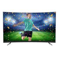 "Thomson 55UD6696 - 55"" Klasse (54.6"" zichtbaar) - D66 Series gebogen LED-tv - Smart TV - Smart TV.3 - 4K UHD (2160p) 3840 x 2160 - HDR - Micro Dimming - donkerzilver"
