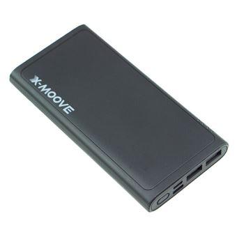 Batterie externe X-Moove 10000 mAh Noir