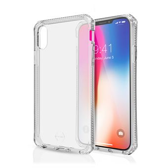 Itskin Cover Spectrum Transparant iPhone XR