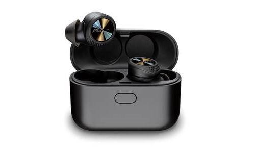 Ecouteurs sans fil True Wireless Plantronics Backbeat Pro 5100 Noir