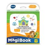 Magibook Je découvre l'école maternelle Vtech