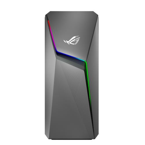 PC Gaming Asus GL10CS-FR358T Intel Core i5-9400F 8 Go RAM 512 Go SSD Gris fer