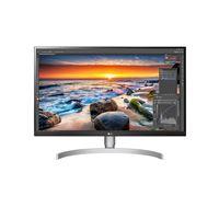 """Ecran LG 27UL850-W Ultra HD 4K 27"""" Noir et blanc"""