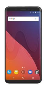 Wiko Smartphone Wiko View Double SIM 32 Go Noir